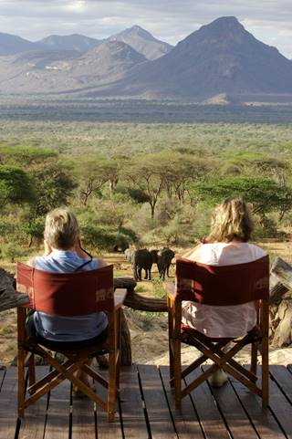 Sarara - overlooking elephants from verandah.jpg