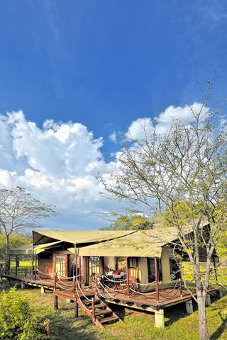 Serengeti Migration Camp - Exterior of Tent.jpg