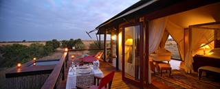 KIMRE1 Olare Kempinski Honeymoon Tent 2013 7.1