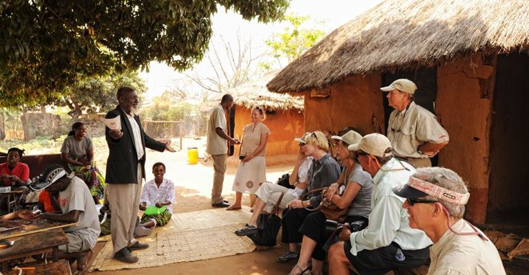Atta Webinar: Community & Conservation Safari, adding value & meaning to guest experiences with African Bush Camps