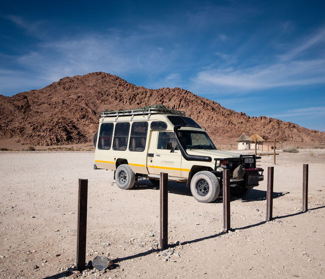 Live Booking Functionality for Jenman African Safaris Fit