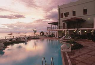 Zanzibar Serena Hotel at Sunset.JPG