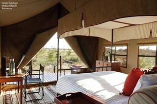4Camp Kalahari - Bedroom tent interior & view.jpg