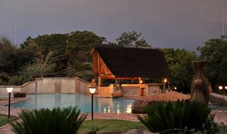 1. Signature Image Mabula Game Lodge - Pool Evening.jpg