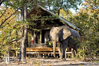 2Hyena Pan - Accommodation - Bedroom & ellies outside (1).jpg
