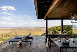 Hillside Suite, Singita Sasakwa Lodge - Dining on the Deck with a View.jpg
