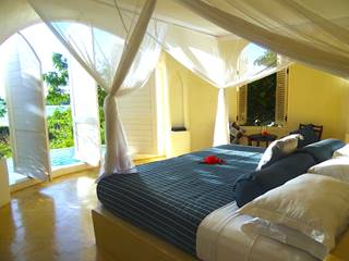 Kilindi Zanzibar - Pavilion Room with bed - 3.jpg